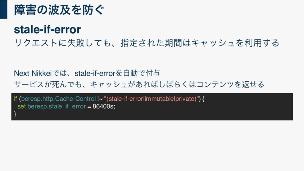 """োͷٴΛ͙ if (beresp.http.Cache-Control !~ """"(sta..."""