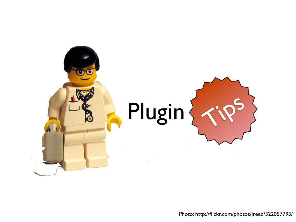Plugin Photo: http://flickr.com/photos/jreed/322...