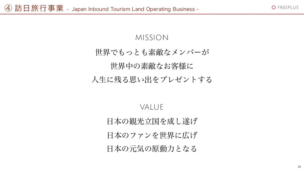 MISSION ᶆ ๚ཱྀߦۀ  +BQBO*OCPVOE5PVSJTN-BOE0...