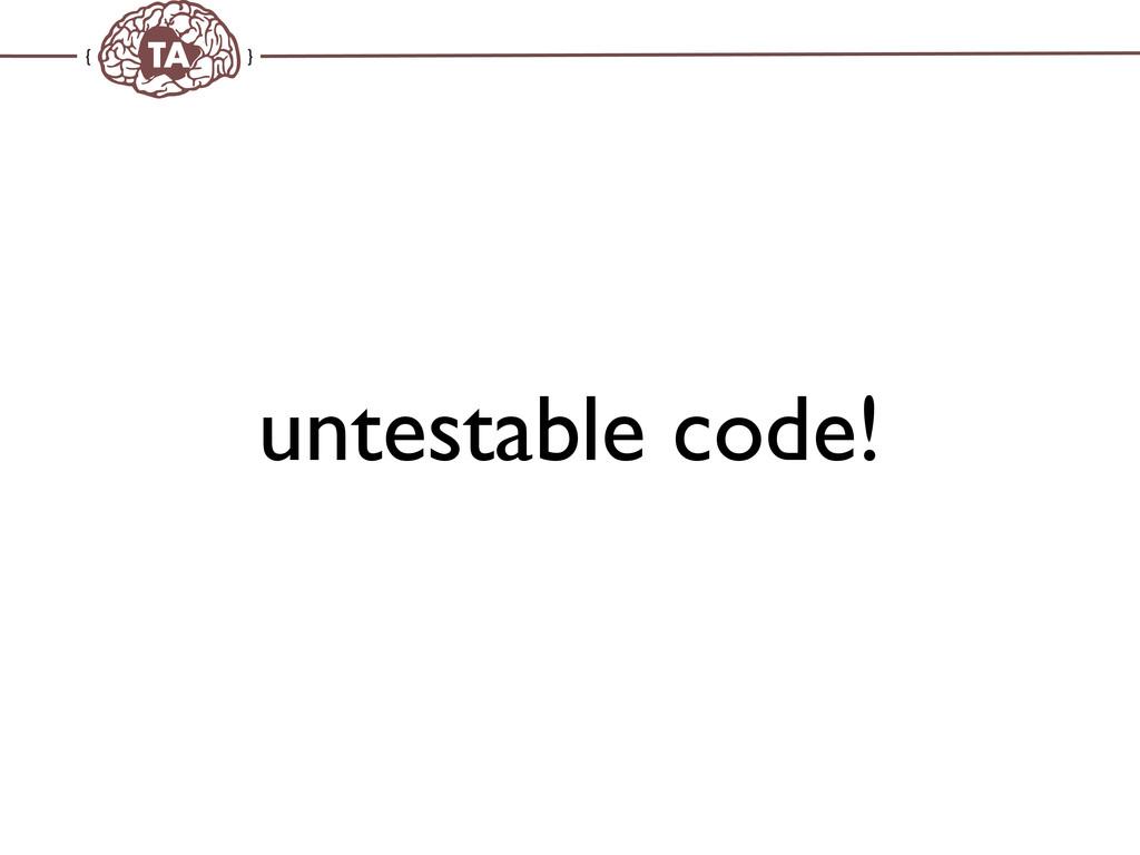 TechAdemy.nl untestable code!