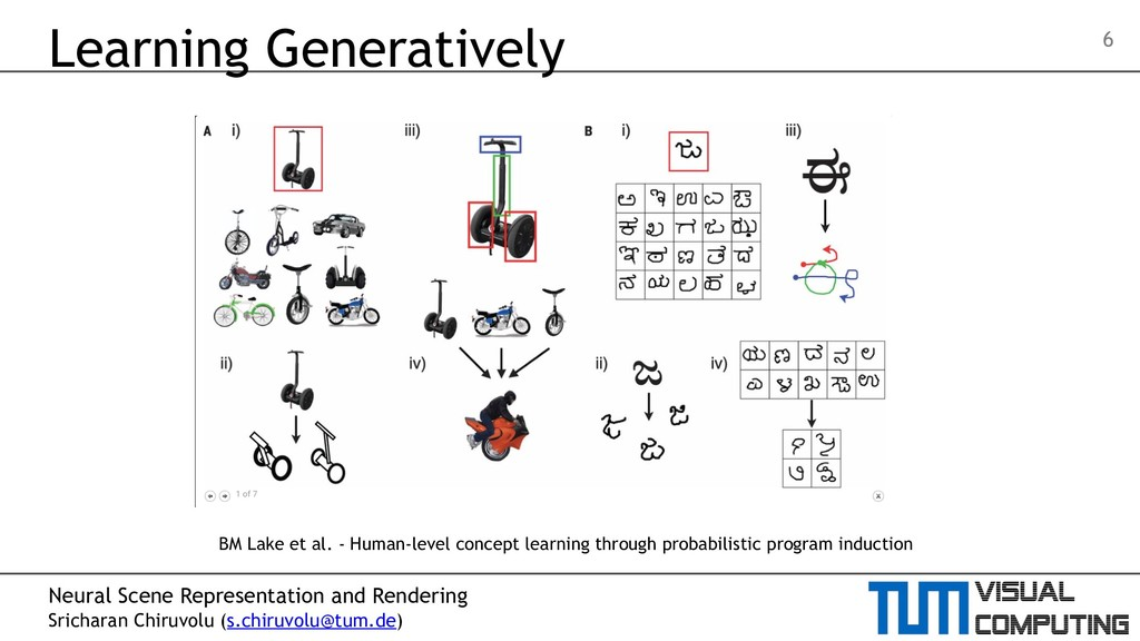Neural Scene Representation and Rendering Srich...