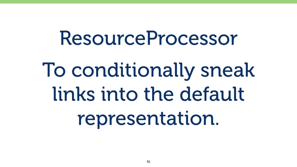 ResourceProcessor To conditionally sneak links ...