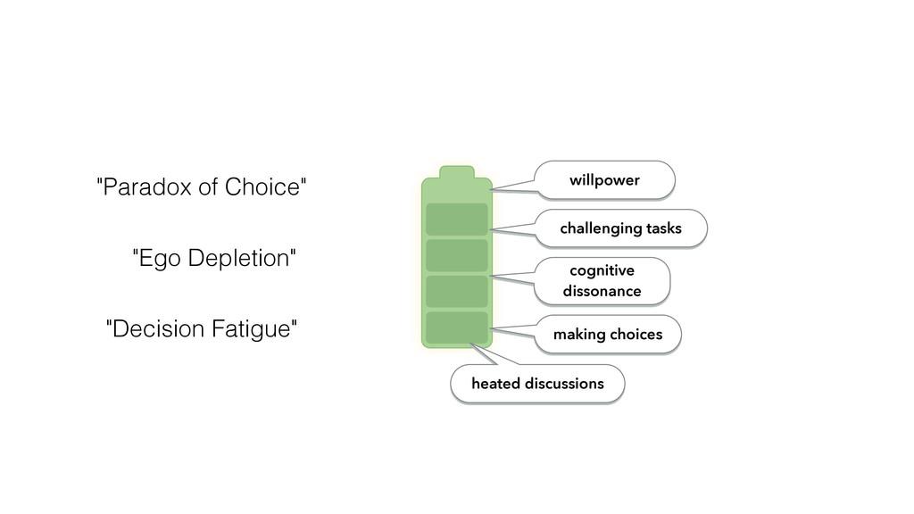 willpower challenging tasks cognitive dissonanc...