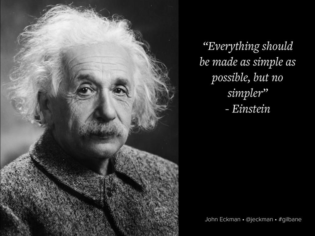 "John Eckman • @jeckman • #gilbane ""Everything s..."