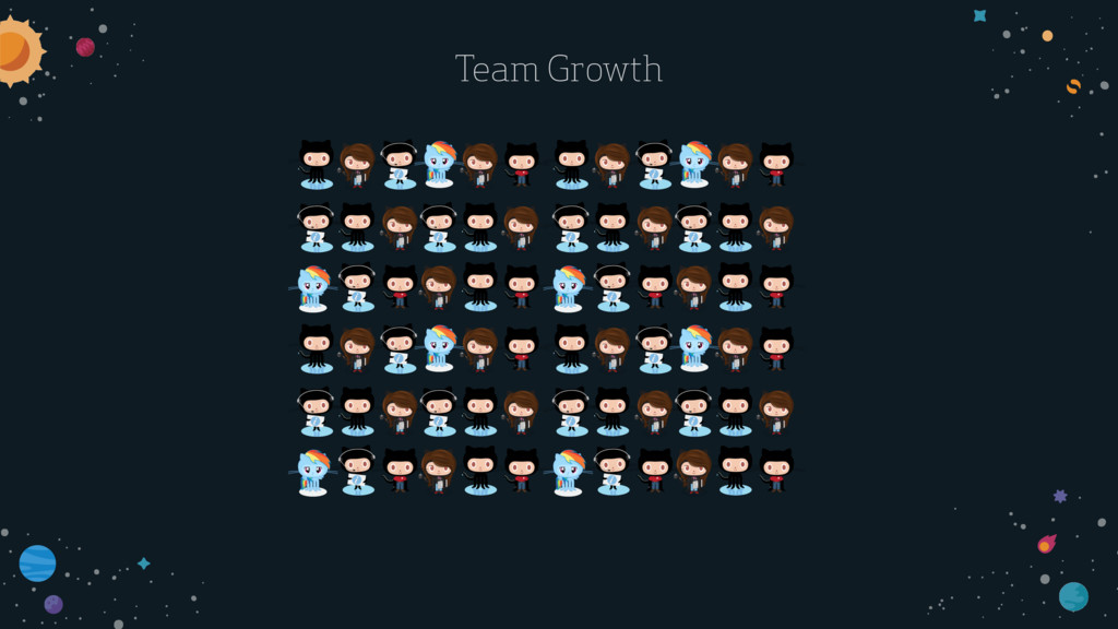 Team Growth