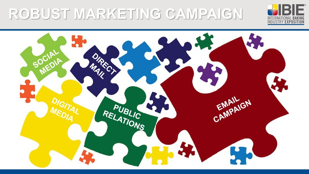 ROBUST MARKETING CAMPAIGN