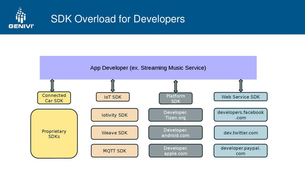 SDK Overload for Developers Developer. Tizen.or...