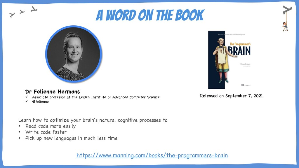 A word on the book Learn how to optimize your b...