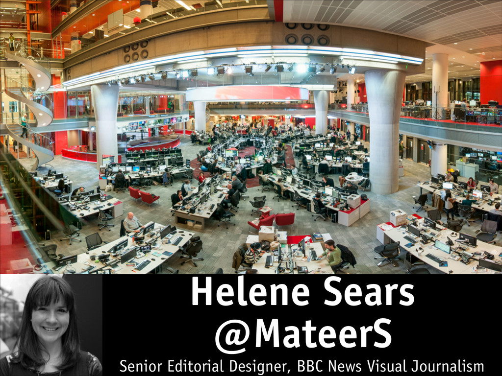 Helene Sears @MateerS Senior Editorial Designer...