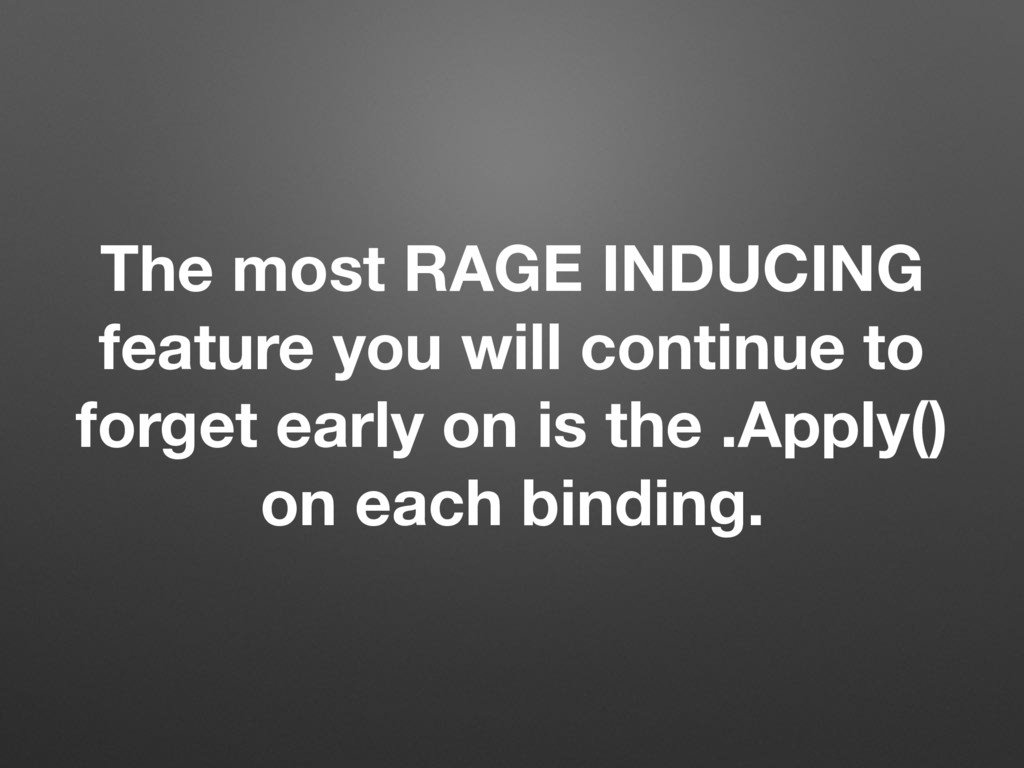 The most RAGE INDUCING feature you will continu...