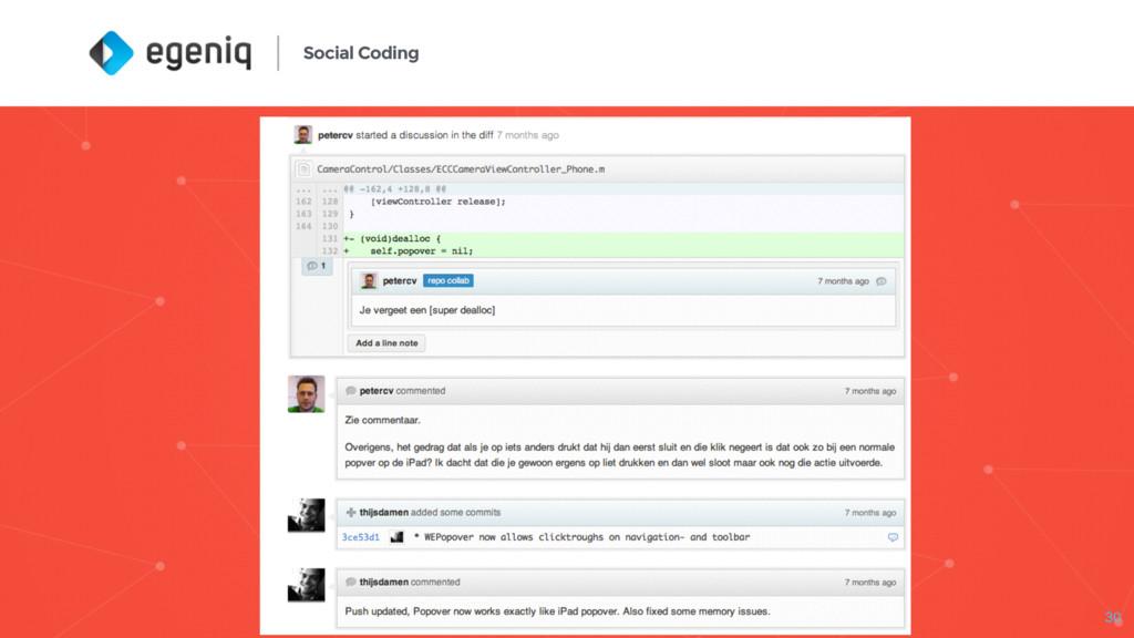 Social Coding 30
