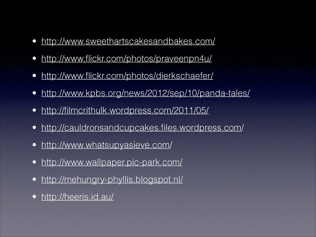 • http://www.sweethartscakesandbakes.com/ • htt...