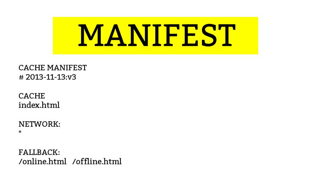 ...MANIFEST… CACHE MANIFEST # 2013-11-13:v3 CAC...