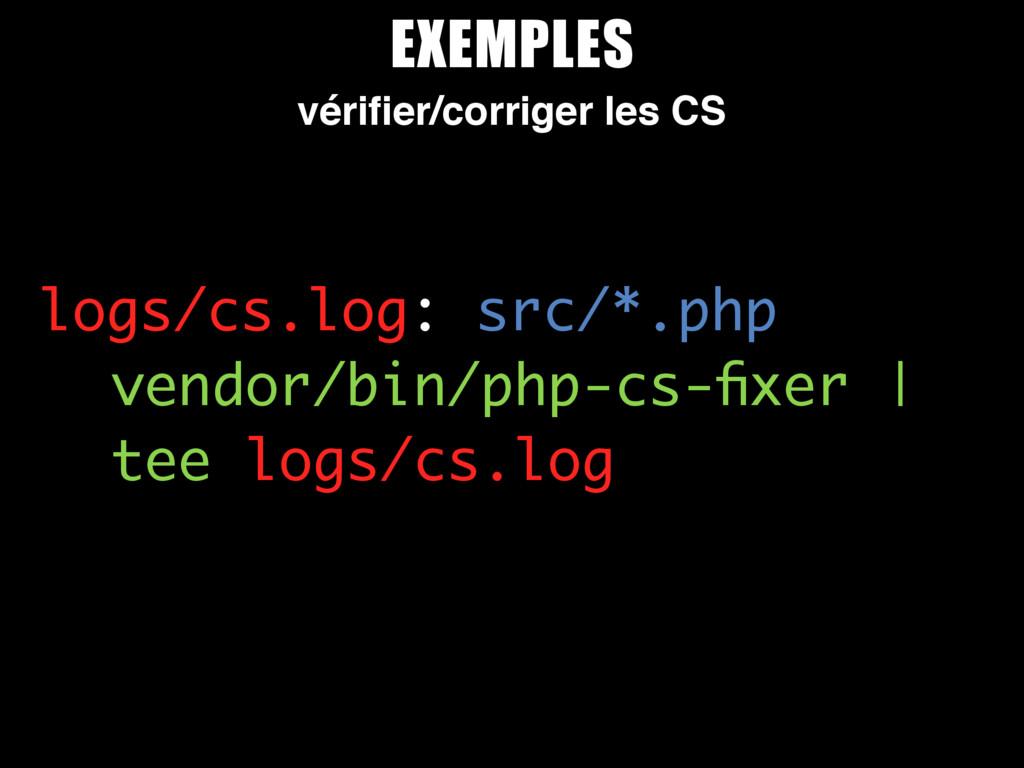 logs/cs.log: src/*.php vendor/bin/php-cs-fixer |...
