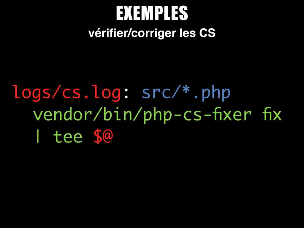 logs/cs.log: src/*.php vendor/bin/php-cs-fixer fi...