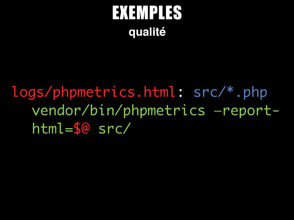 logs/phpmetrics.html: src/*.php vendor/bin/phpm...