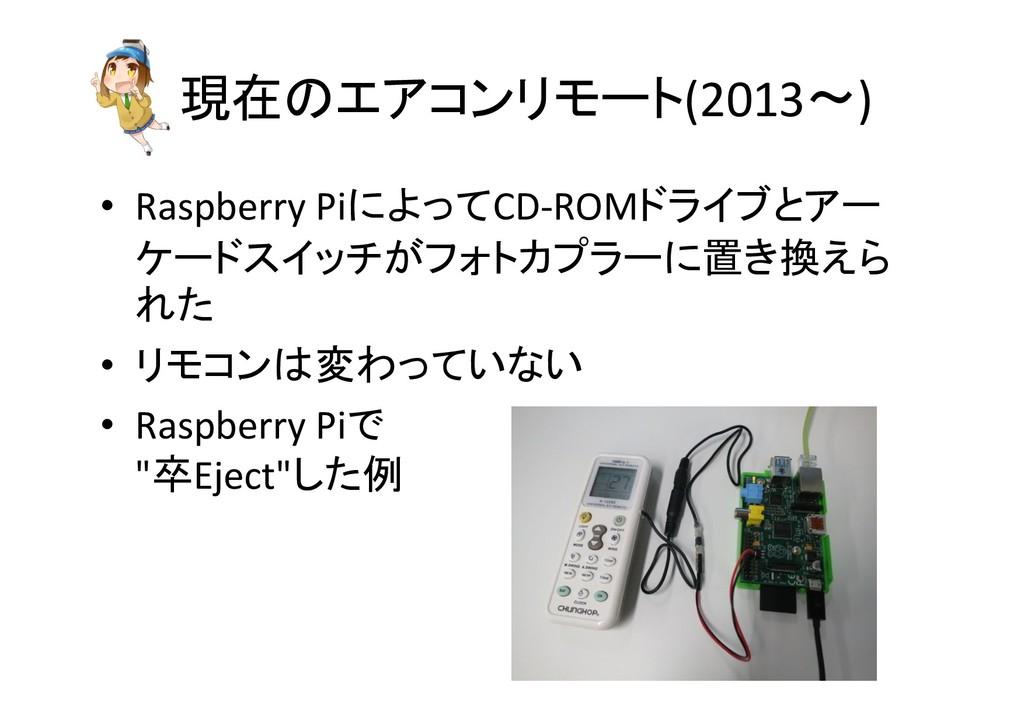!-,*.%(2013) • Raspberry PiCD-ROM&+(...