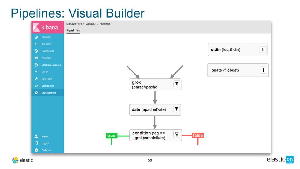 56 Pipelines: Visual Builder beats (filebeat) g...