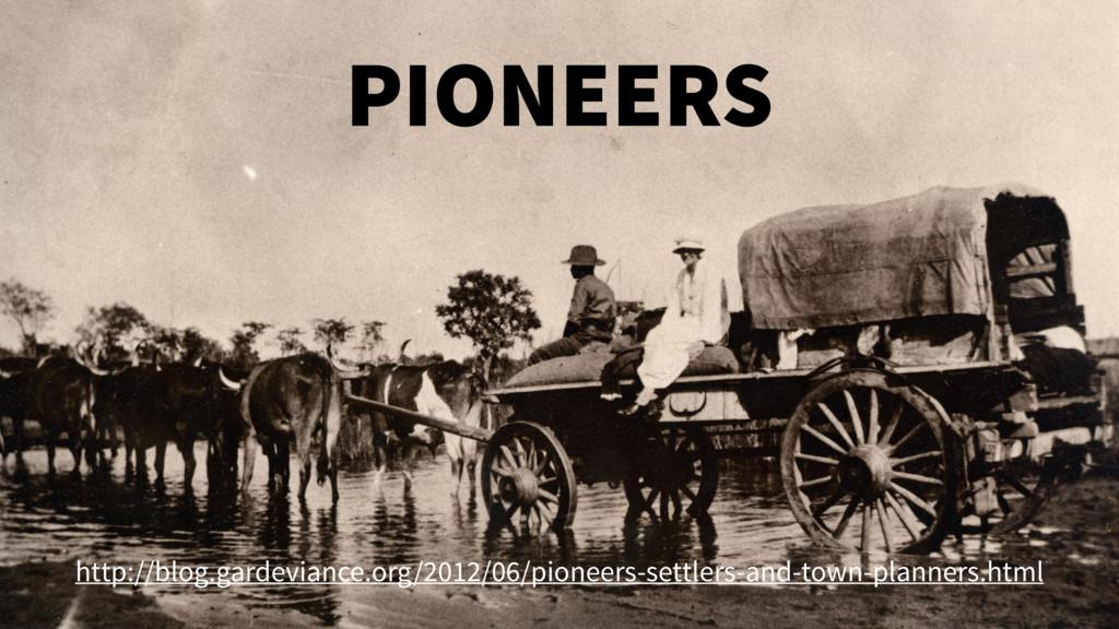 PIONEERS http://blog.gardeviance.org/2012/06/pi...