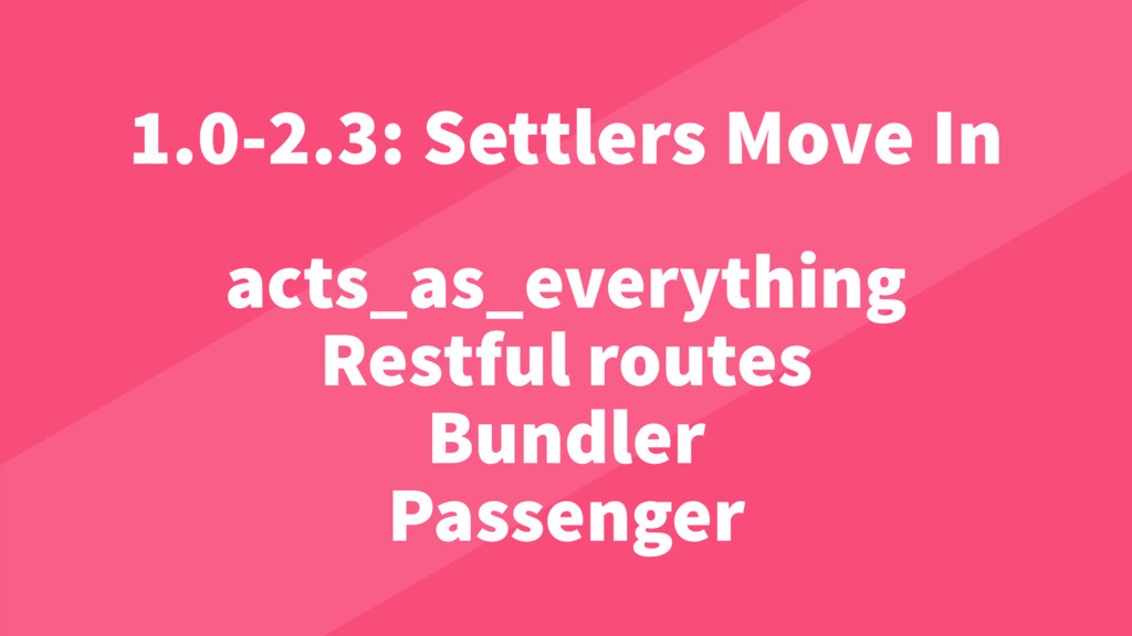 acts_as_everything Restful routes Bundler Passe...