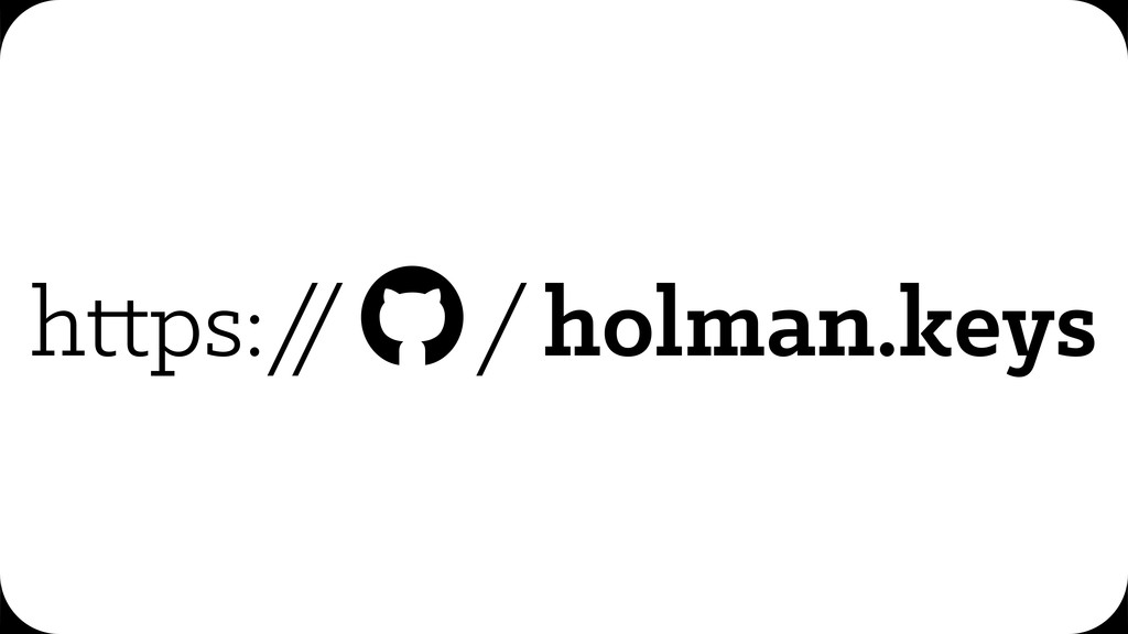 h ps:/ / /holman.keys