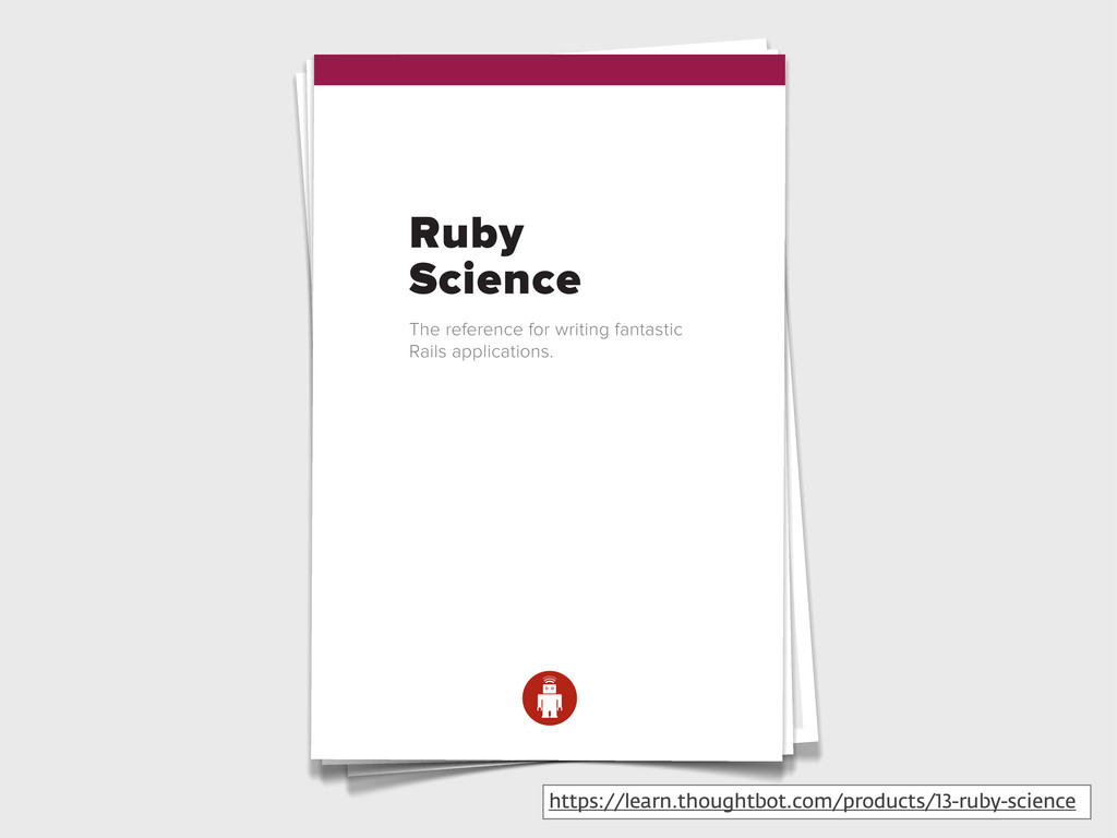 Ruby Science The reference for writing fantasti...
