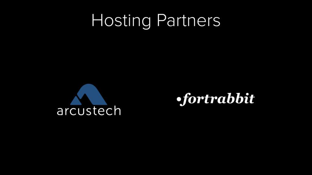 Hosting Partners