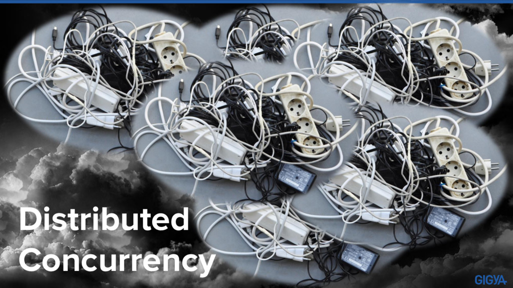 Distributed Concurrency