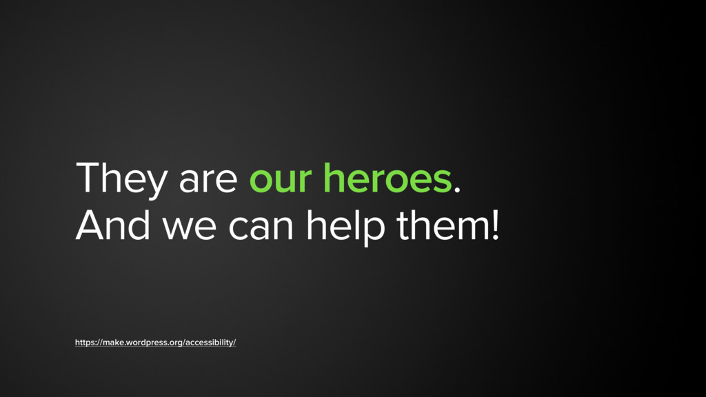 They are our heroes. And we can help them! http...
