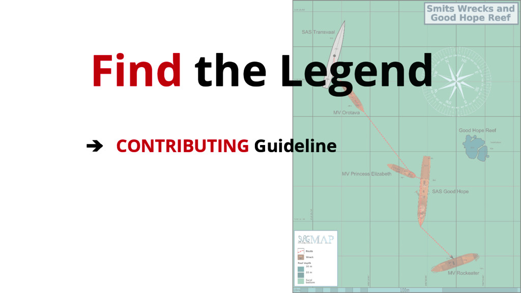 Find the Legend ➔ CONTRIBUTING Guideline