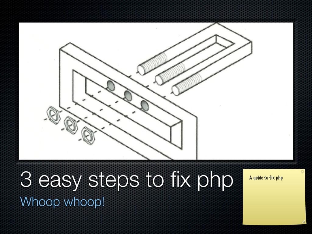 3 easy steps to fix php Whoop whoop! A guide to ...