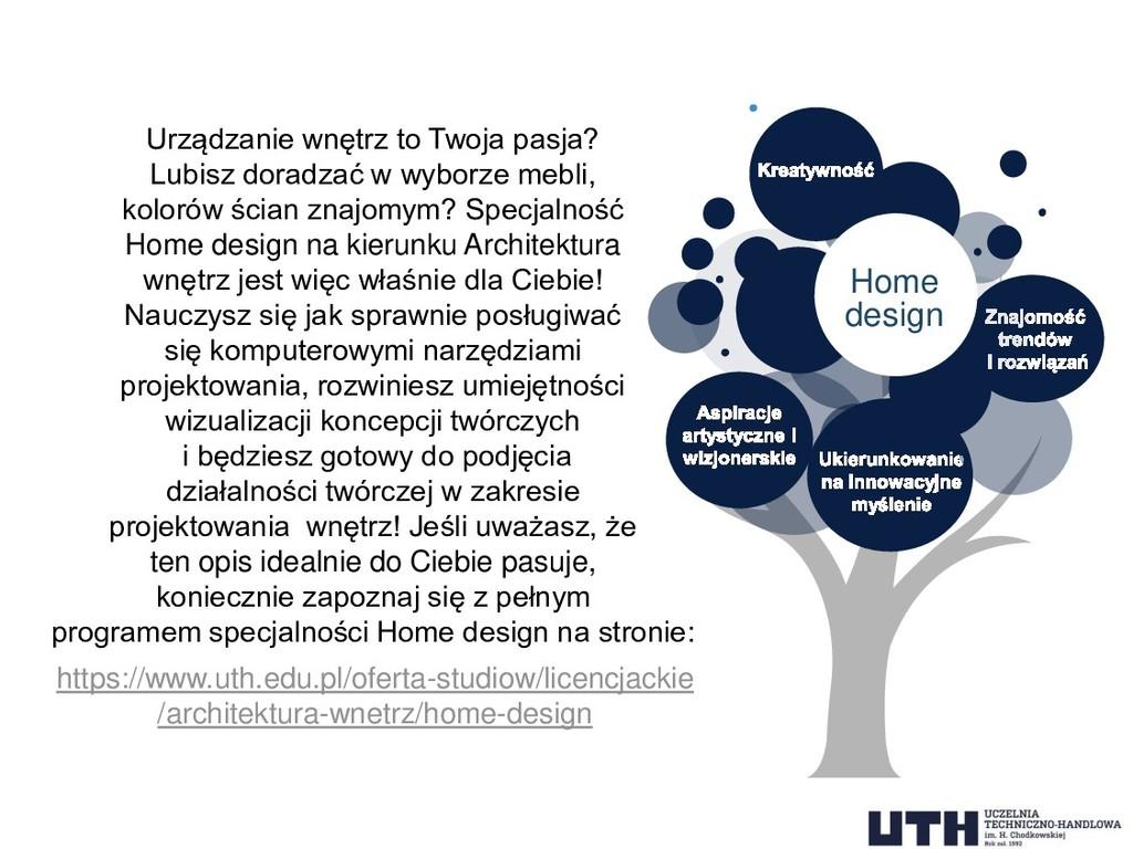 Home design https://www.uth.edu.pl/oferta-studi...