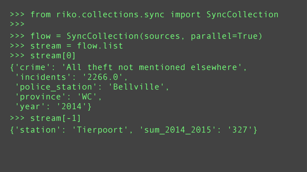 >>> flow = SyncCollection(sources, parallel=Tru...