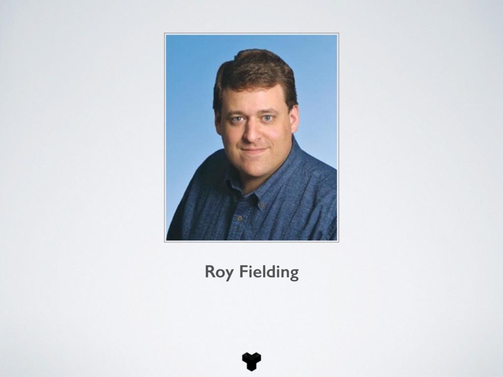 Roy Fielding