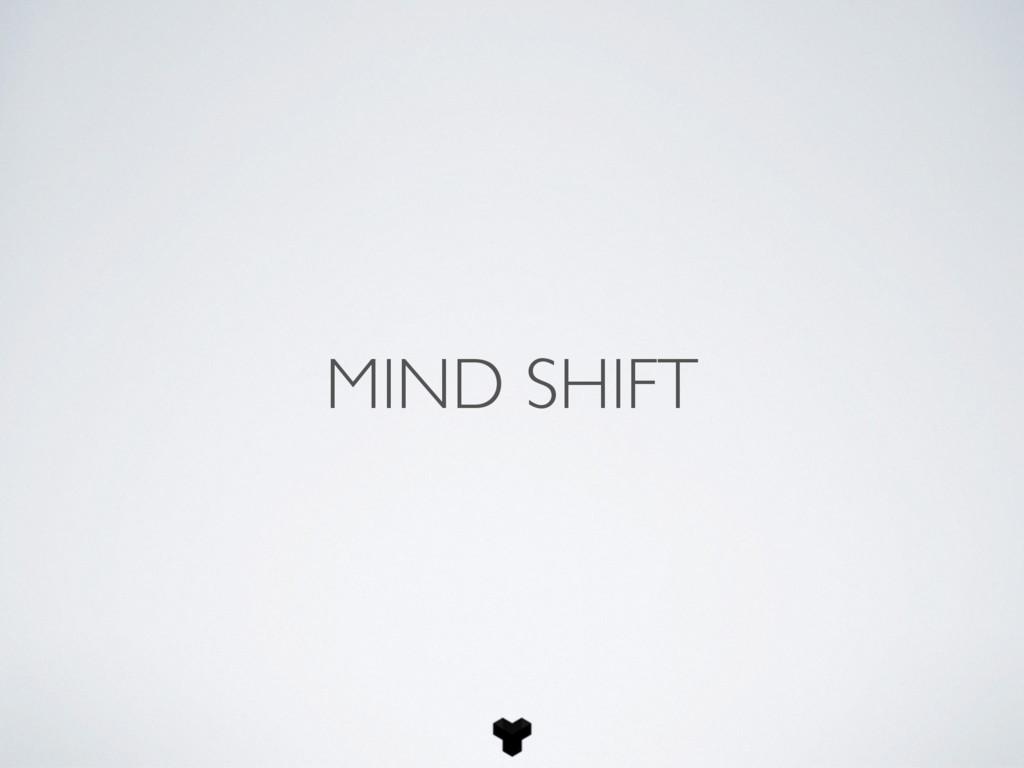 MIND SHIFT