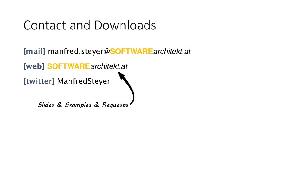 @ManfredSteyer Contact and Downloads [mail] man...