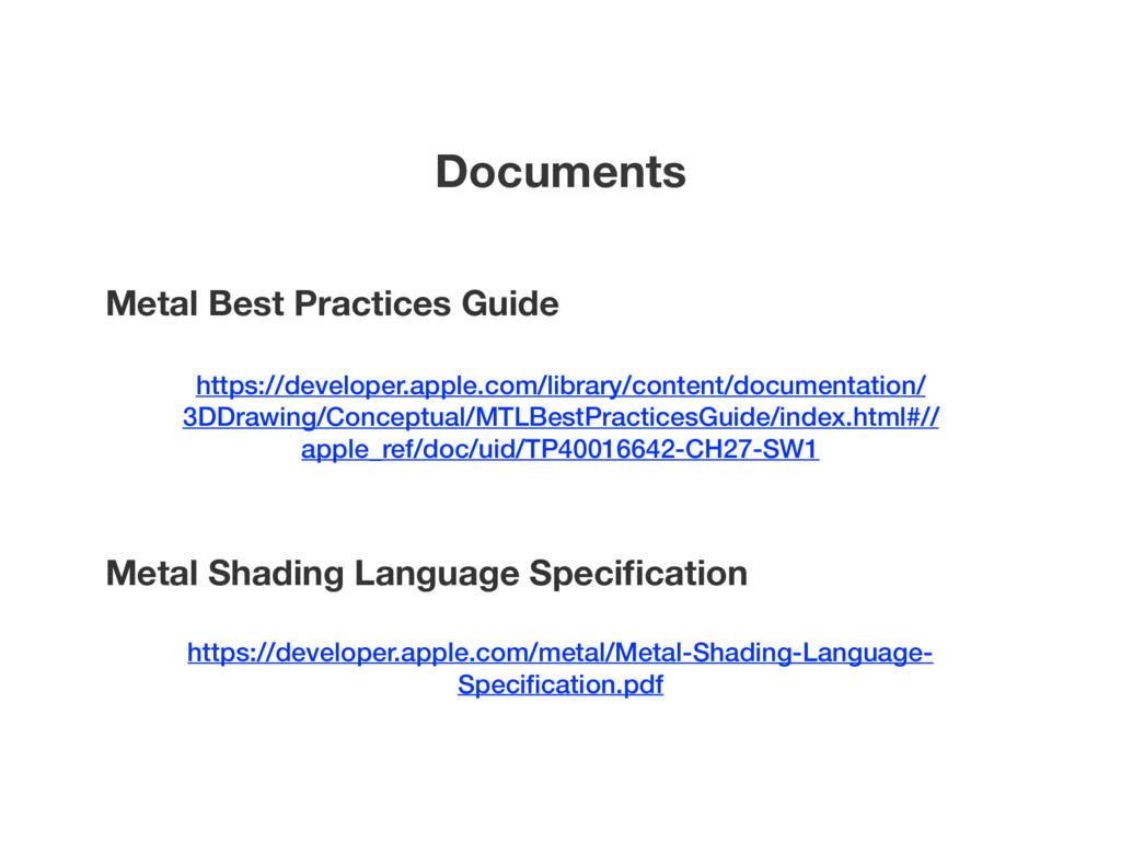 Documents Metal Best Practices Guide https://de...