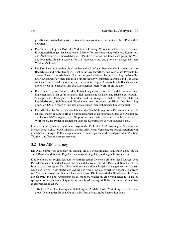 144 Schmidt, L., Jendryschik, M. gemäß ihrer Wi...