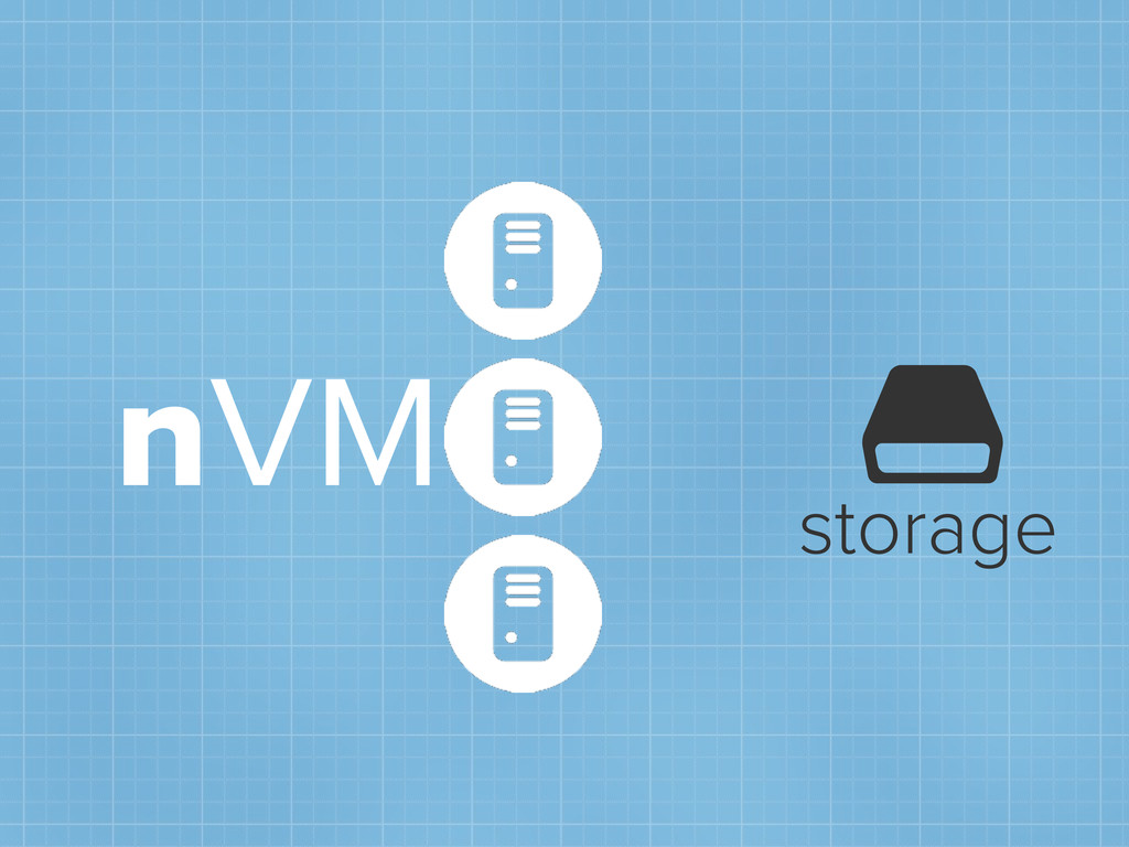 nVM  storage
