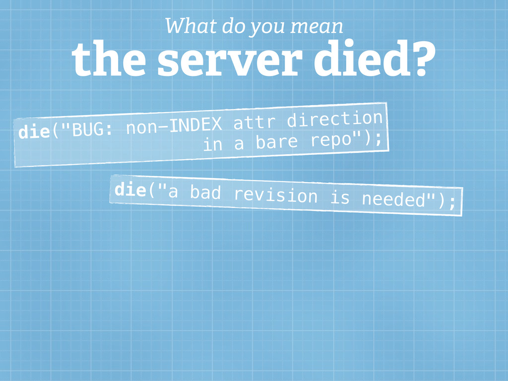 """die(""""BUG: non-INDEX attr direction in a bare re..."""