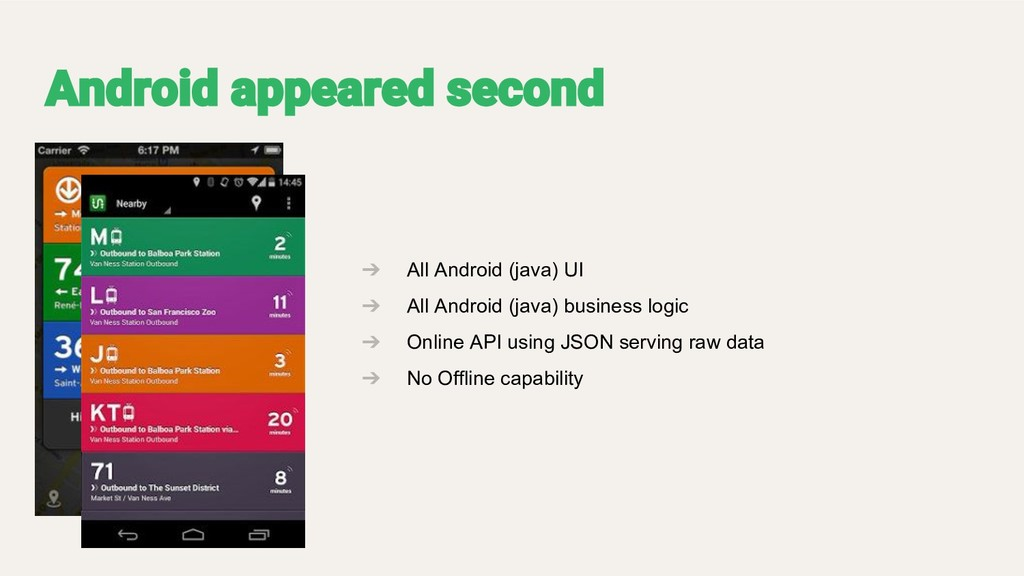 ➔ All Android (java) UI ➔ All Android (java) bu...