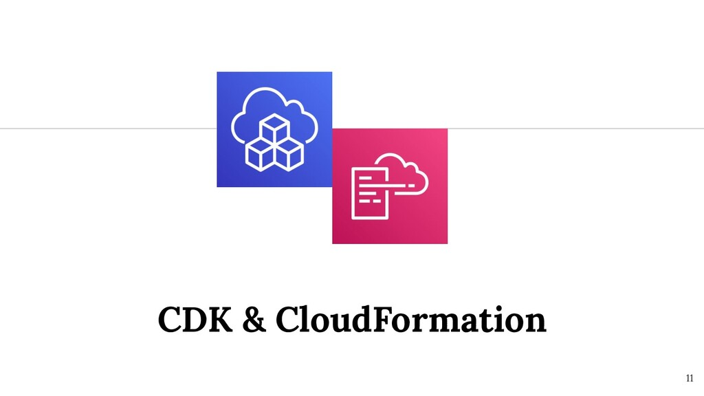 CDK & CloudFormation 11