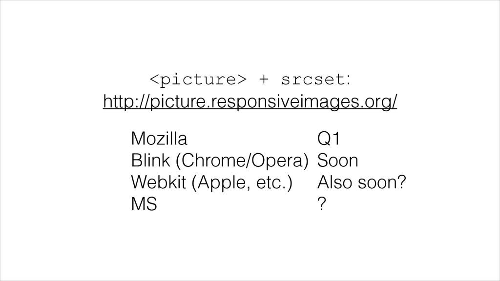 <picture> + srcset: http://picture.responsivei...