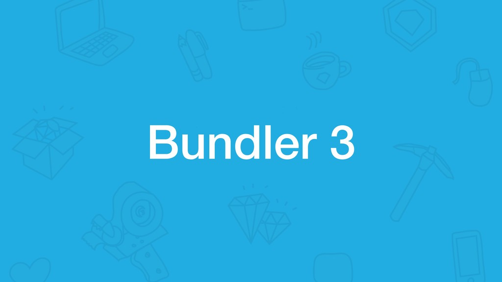 Bundler 3