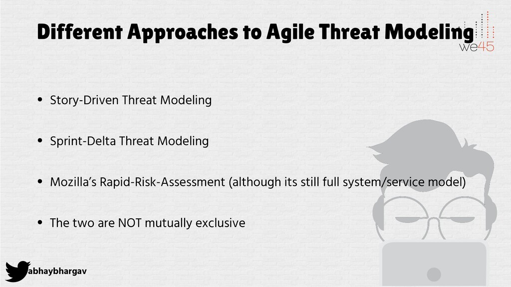 abhaybhargav Different Approaches to Agile Thre...