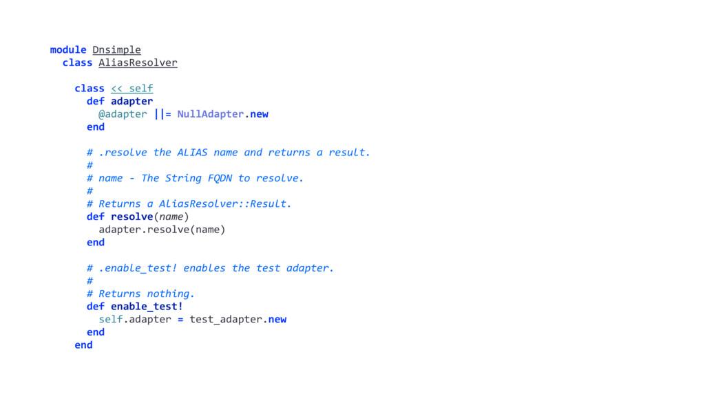module Dnsimple class AliasResolver class << se...