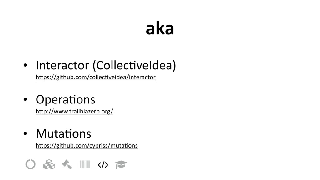 aka • Interactor (CollecIveIdea) h9ps://github...