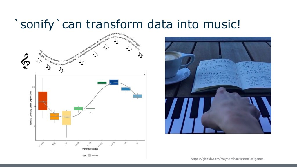 `sonify`can transform data into music! https://...
