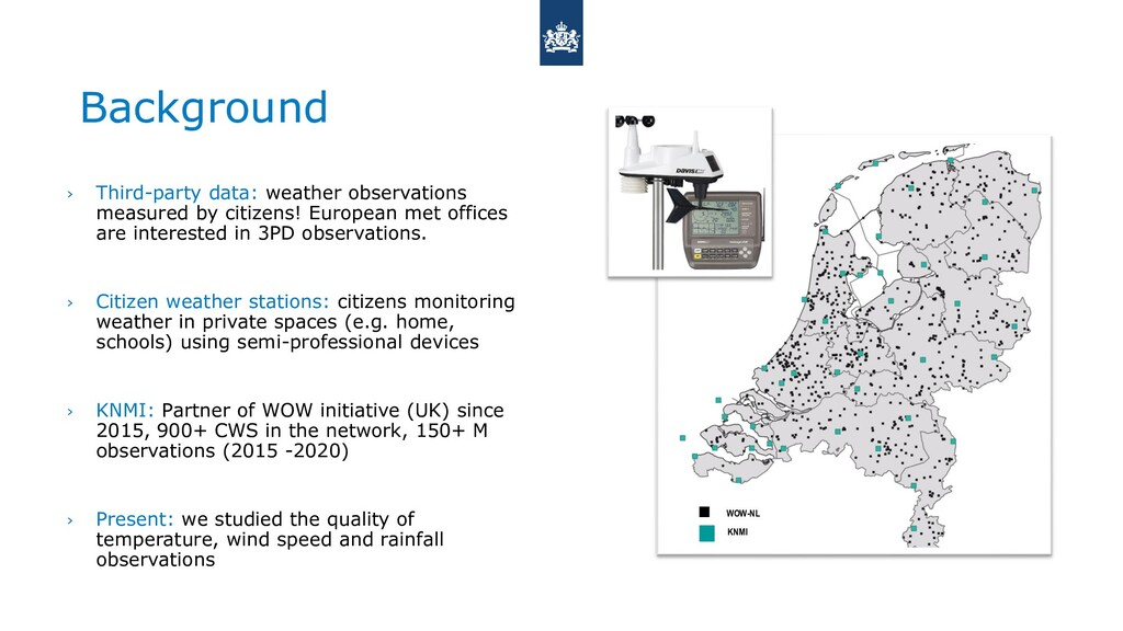 Background › Third-party data: weather observat...