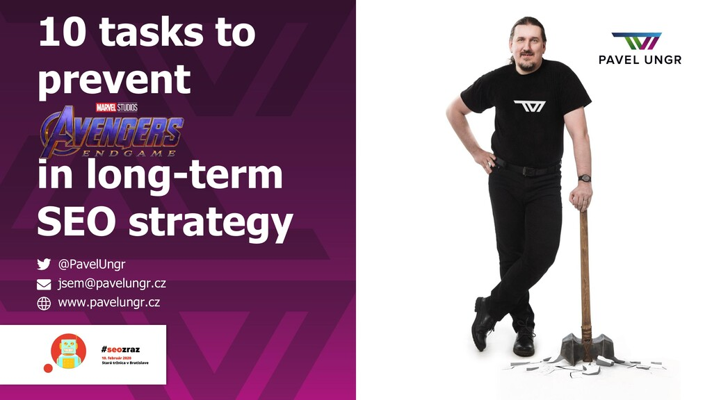 10 tasks to prevent in long-term SEO strategy @...